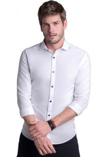 Camisa Buckman Casual Branco