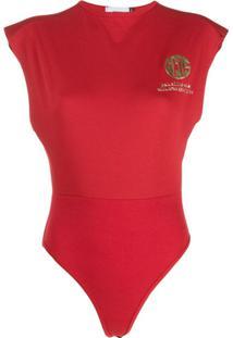 Gcds Body Com Logo - Vermelho