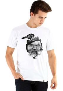 Camiseta Ouroboros Manga Curta Marujo - Masculino