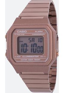 Relógio Feminino Casio Vintage B650Wc-5Adf-Br Digital