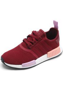 2ae15962c2e Tênis Adidas Vermelho feminino