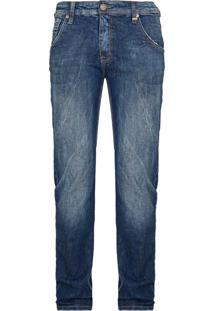 Calça Jeans Colcci John Skinny Indigo Azul