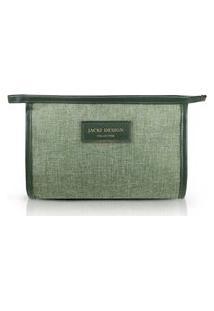 Necessaire Envelope Jacki Design Be You Verde