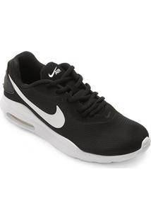 Tênis Nike Air Max Oketo Feminino - Feminino-Preto+Branco
