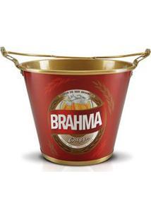 Balde Com Abridor 5L Brahma Alumiart