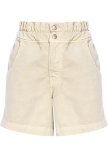 Short Feminino London - Bege