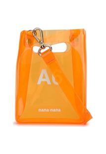 Nana-Nana A6 Cross Body Bag - Laranja