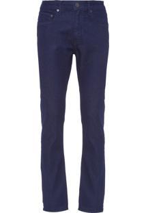 Calça Masculina Five Pockets Slim - Azul