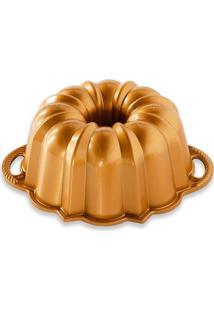 Forma Antiaderente Nordic Ware Gold Anniversary 25X11Cm - 28755