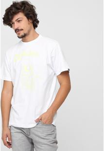 Camiseta Quiksilver Básica Morrito Death - Masculino
