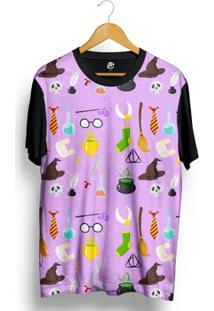Camiseta Bsc Wizard Full Print - Masculino