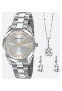 Relógio Feminino Mondaine 53816L0Mvne1K