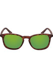 937a408edd561 Dafiti. Óculos De Sol Plastico De Sol Moderno Nautica Fosco Unissex  Masculino Haste Marrom Tom Escuro Tartaruga N3617sp 237 52