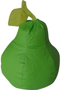 Puff Redondo Frutinha Pera Cipaflex Verde - Stay Puff