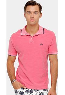 Camisa Polo Triton Piquet Stone Friso Masculina - Masculino