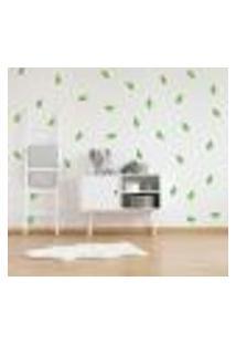 Adesivo Decorativo De Parede - Kit Com 65 Folhas - 025Kab15
