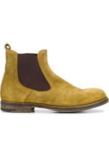 Premiata Ankle Boot Slip-On - Verde