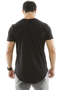 Camiseta Everlast Long Fit