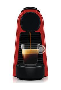 Cafeteira Nespresso Essenza Mini Vermelho Para Café Espresso - C30-Br