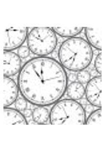 Papel De Parede Adesivo - Relógios - 043Ppd