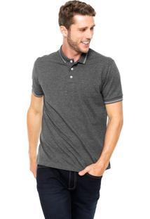 Camisa Polo Vr Regular Cinza