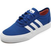 6607feb799 Tênis Adidas Skateboarding Adiase Azul