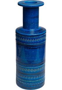 Bitossi Ceramiche Vaso 'Vaso Rocchetto' - Azul