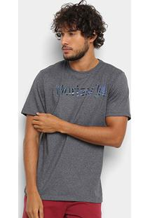 Camiseta Hurley Silk O&O Florest Masculina - Masculino
