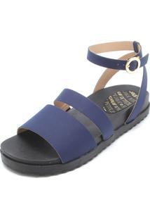 Sandália Petite Jolie Fosca Azul
