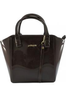 Bolsa Tote Feminina Crossbody Shape Bag Petite Jolie 3939
