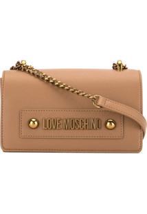 Love Moschino Bolsa Tiracolo - Marrom
