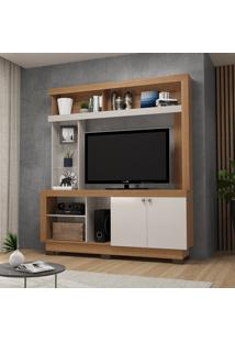 Estante Para Tv Até 50 Pol Colibri Valença 2 Portas