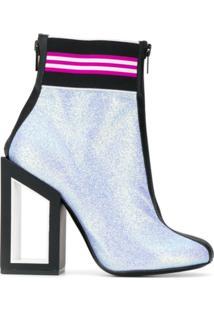 Nicholas Kirkwood Ankle Boot 'Void' - Azul