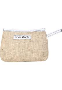 Necessaire Shoestock Juta