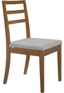 Kit Com 4 Cadeiras De Madeira Maciça Mh3232 Móveis Herval