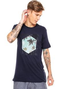 Camiseta Billabong Up Ward Azul