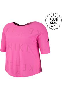 Plus Size - Camiseta Nike Air Feminina