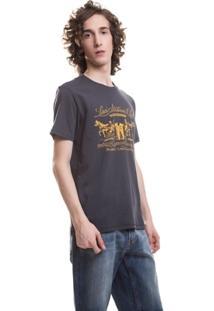 Camiseta Graphic Set-In Neck Levis - Masculino