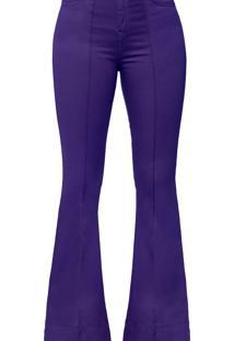 Calça Jeans Violeta Ultra - Lez A Lez