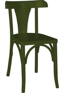 Cadeiras Para Cozinha Felice 78,5 Cm 415 Verde Musgo - Maxima