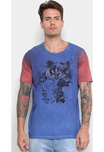 Camiseta Opera Rock Tigre Masculina - Masculino