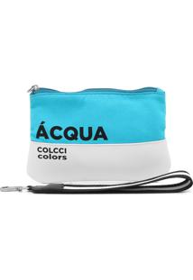 Nécessaire Colcci Color Azul