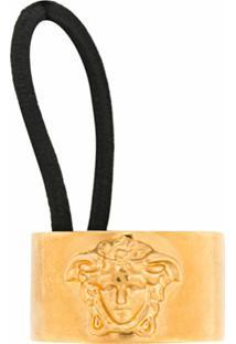 Versace Tiara Medusa - Dourado