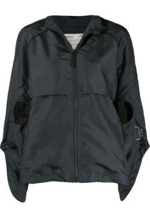 A-Cold-Wall* Cut-Out Hooded Jacket - Preto