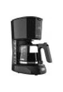 Cafeteira Elétrica Programável Cadence Urban Pop Caf710 750W 220V 1,2L Preto Jarra De Vidro