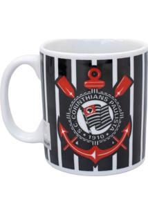 Caneca Minas De Presentes Porcelana Corinthians - Kanui