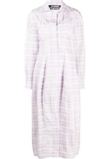 Jacquemus La Robe Valensole Dress - Branco