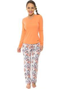 Pijama Feminino Recco Viscose 09122 - Feminino