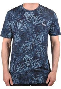 Camiseta Lost Coral Camo Masculina - Masculino