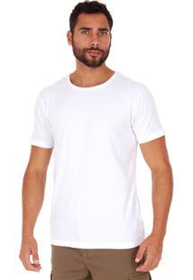 Camiseta Side Walk Camiseta Canguru Pixel Branco
